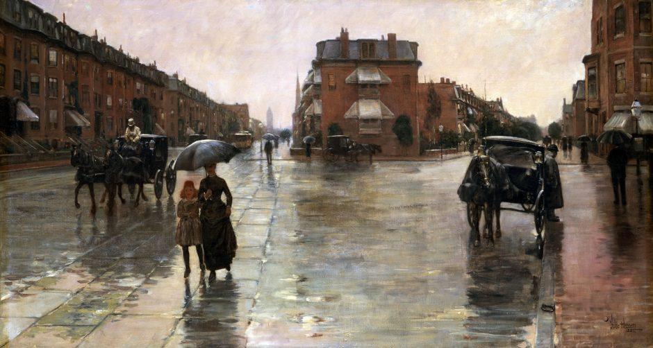Da chuva que cai